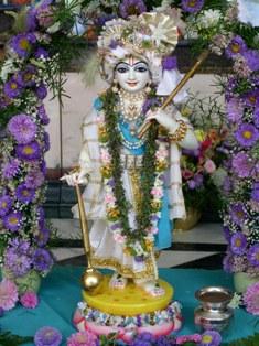 Balarama is powerful