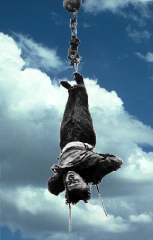 hanging houdini