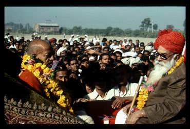 SP with the King of Sananda