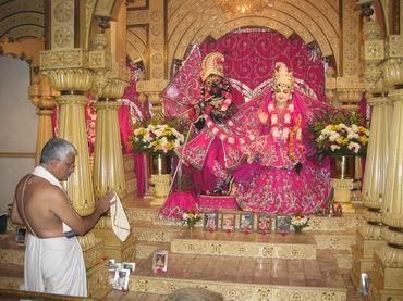 Radha Nila Madhava