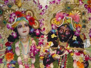 Krishna and Balarama, Vrndavana