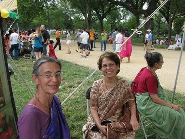 Vishakha and Citralekha