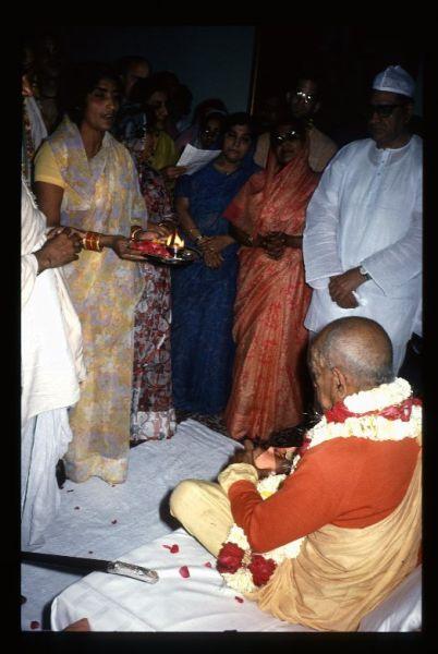 Aligarh reception