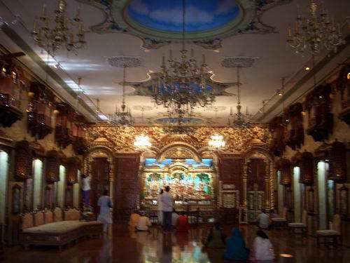 gorgeous temple