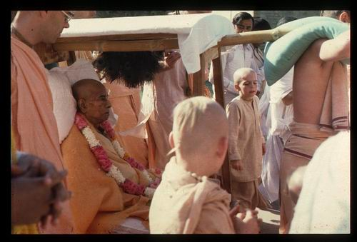 Vrndavana 1977