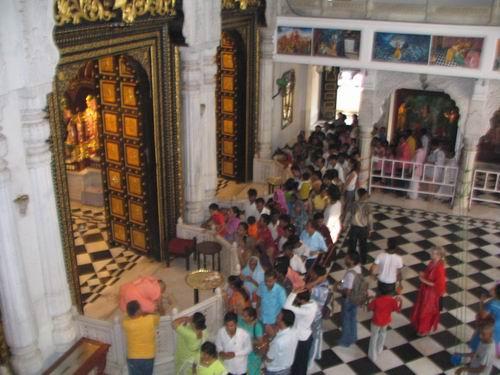 darshan of Deities