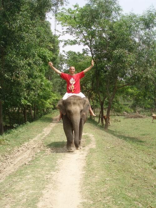 Nandu  rides LP