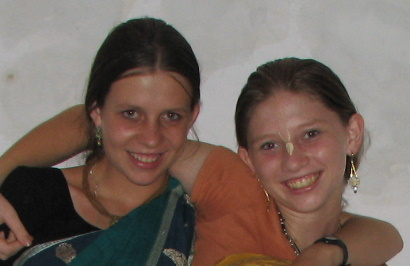 Rasarani-priya and Tara