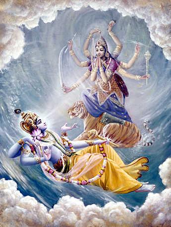 pradhana and prakriti