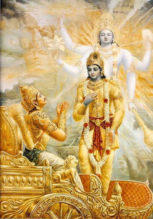 Krsna is everything