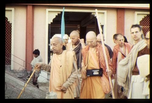 Pradyumna is on the far right